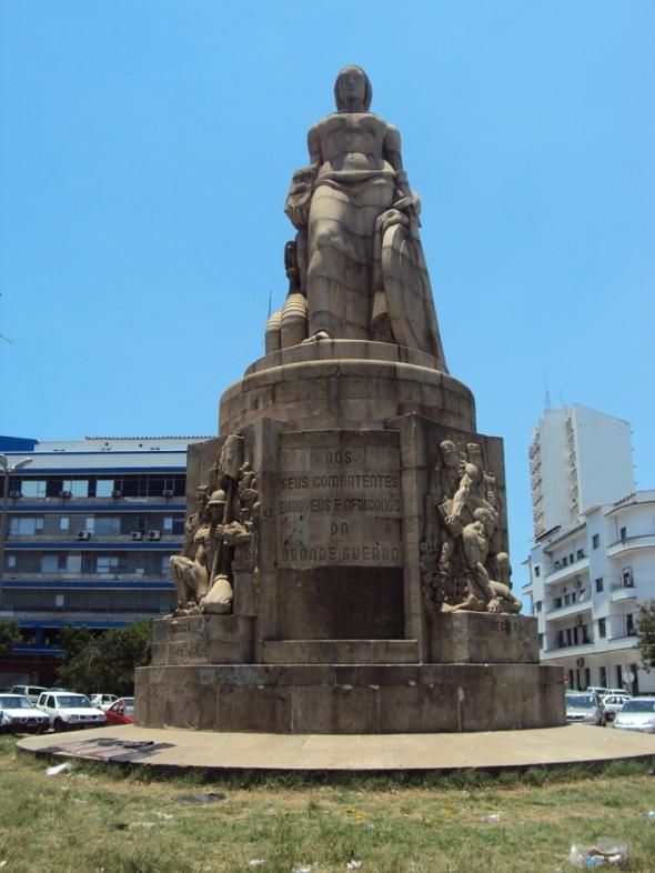 Monumento a la Primera Guerra Mundial