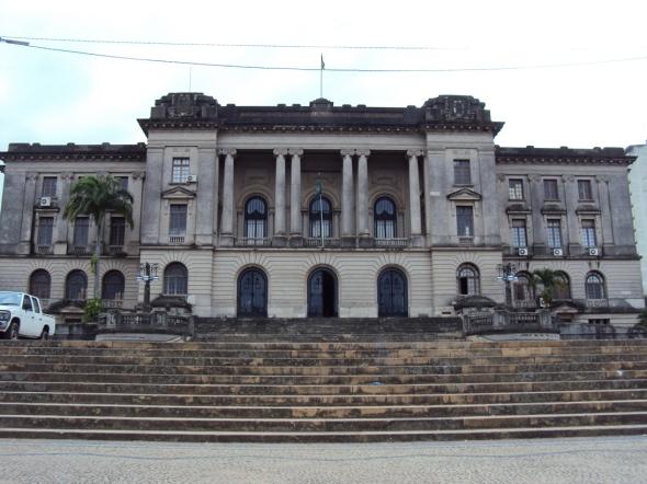 Antiguo edificio de la Administración Colonial Portuguesa en Maputo, hoy la Alcaldía de Maputo