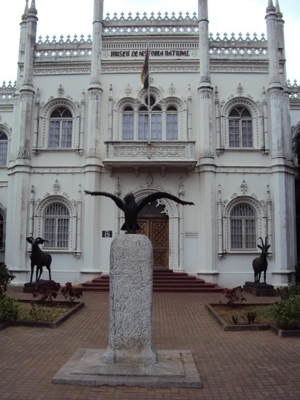 Museo de Historia Natural de Maputo