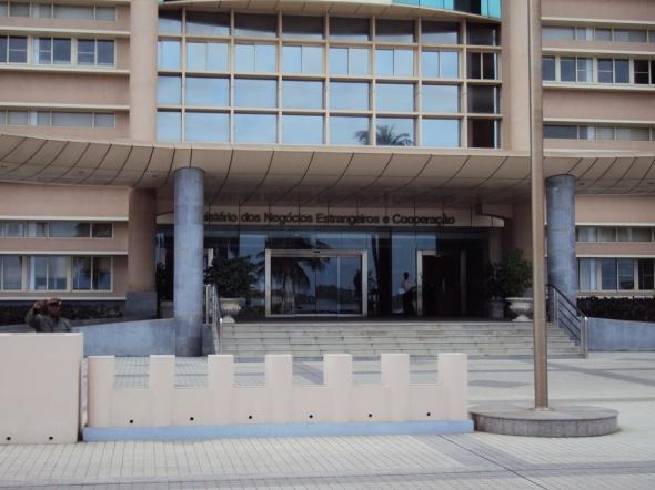 Nueva sede del Ministerio de Relaciones Exteriores y Cooperación de Mozambique