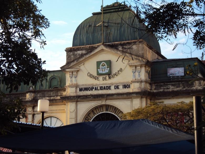 Mercado Municipal de Maputo