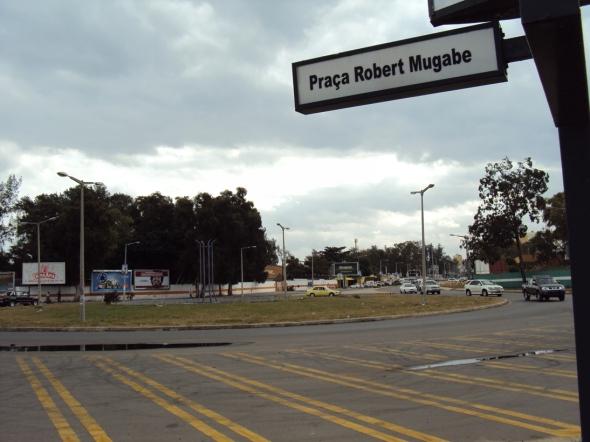 Plaza Robert Mugabe