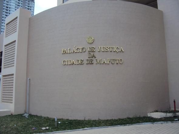 Palacio de Justicia de la ciudad de Maputo