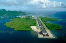 Aeropuerto Internacional de Pohnpei en Palikir, Micronesia