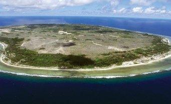 Isla de Nauru, destrozada ambientalmente