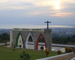 Monumento a la Independencia en Bujumbura, Burundi
