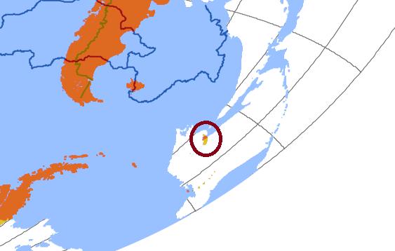 Georgias y Sándwich del Sur