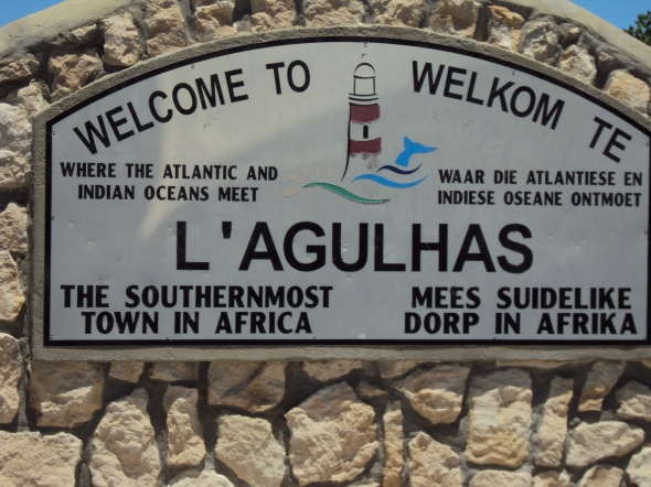 Welcome to Cape Agulhas