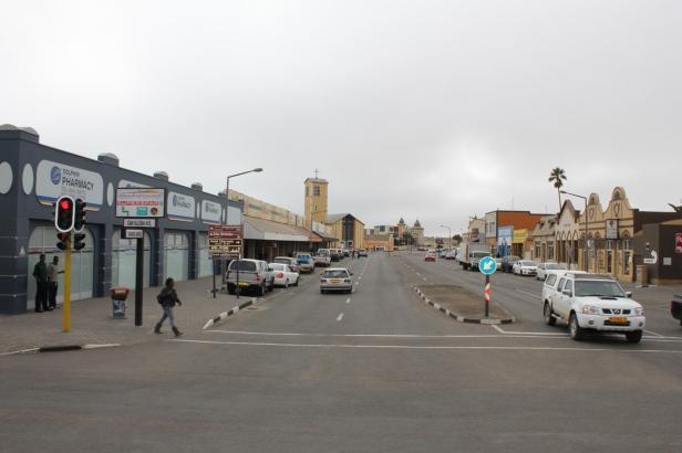Centro de Swakopmund