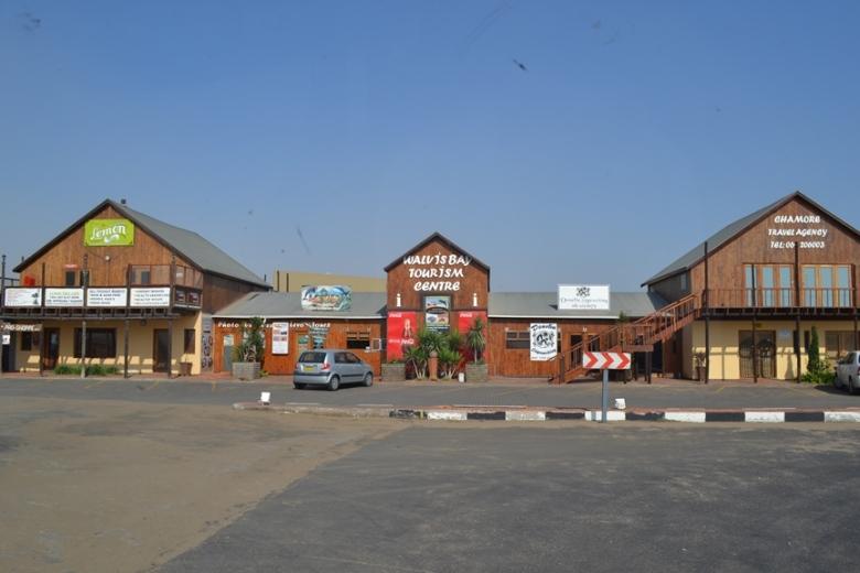 Walvisbaai, Namibia