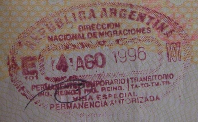 Emigración: Aeropuerto Internacional de Ezeiza, Argentina (Cortesía: Patricio Nogueira)