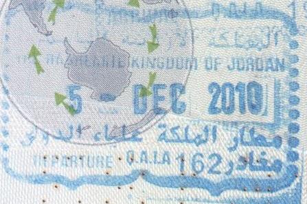 Emigración: Jordania (Cortesía: Serafín Hernández)