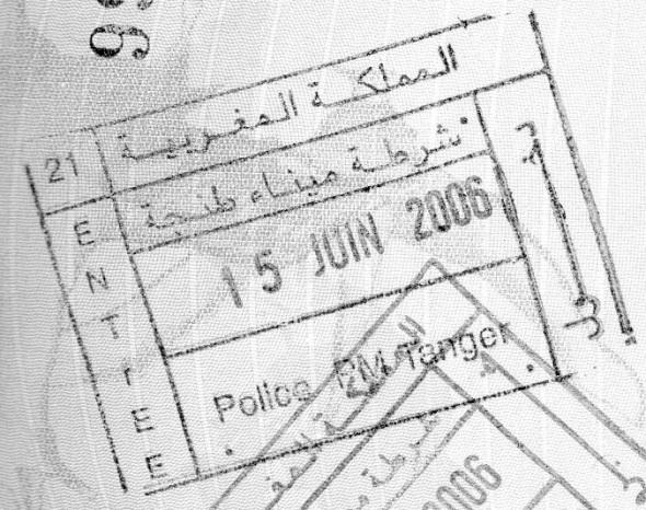 Inmigración: Puerto de Tánger, Marruecos (Cortesía: Javier Sevil)