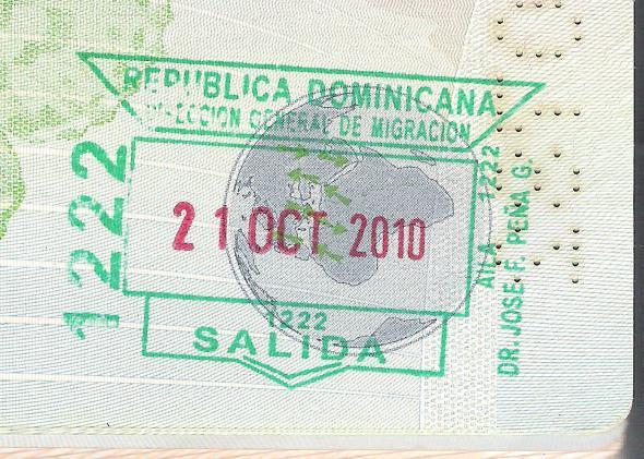 República Dominicana verde