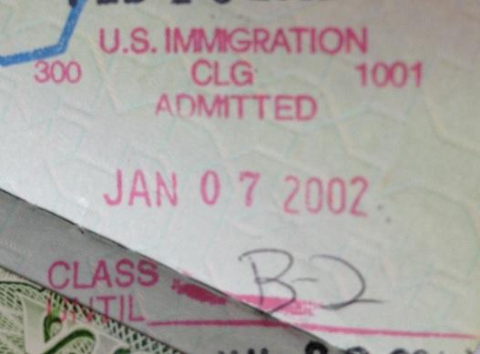 Inmigración: Aeropuerto Internacional de Calgary, Canadá (EEUU hace el control migratorio desde Canadá antes de abordar el vuelo)