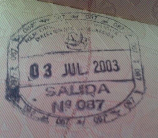 Emigración: Uruguay (Cortesía: Aviación y Turismo)