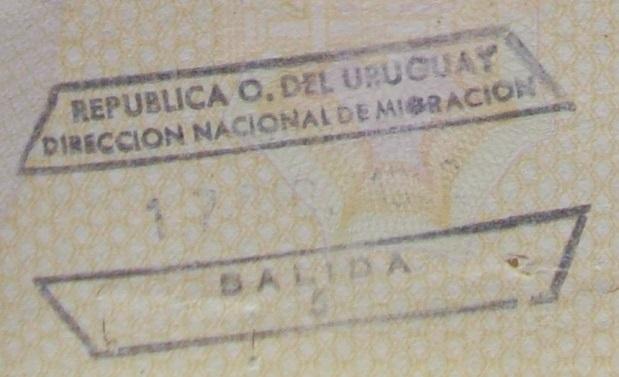 Emigración: Uruguay (Cortesía: Patricio Nogueira)