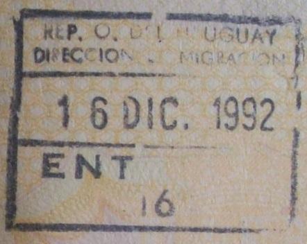 Inmigración: Uruguay (Cortesía: Patricio Nogueira)