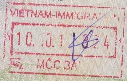 Inmigración: Vietnam (Cortesía: Juan Carlos Herrera)