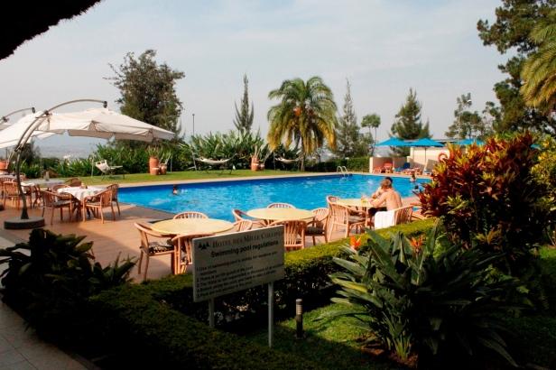 Hôtel des Mille Collines en Kigali