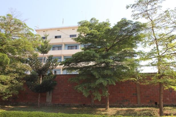 Sede del Tribunal Penal Internacional para Rwanda en Kigali
