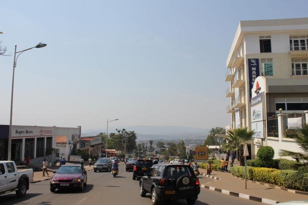 Centro de Kigali