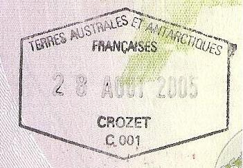 TIERRAS AUSTRALES Y ANTÁRTICAS FRANCESAS 2
