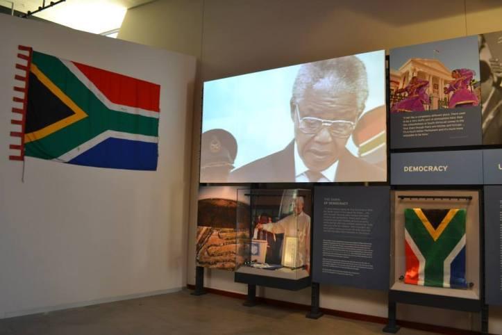 Freedom Park en Pretoria