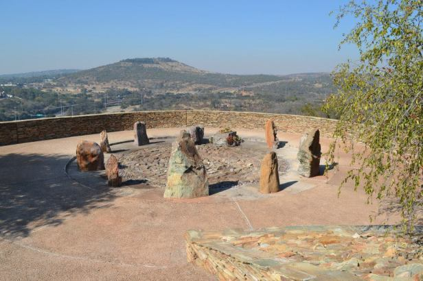 IsiVivani en Freedom Park en Pretoria