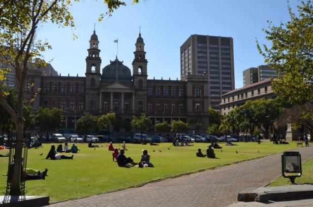 Church Square en Pretoria