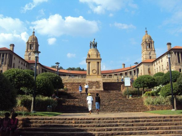 Union Buildings en Pretoria