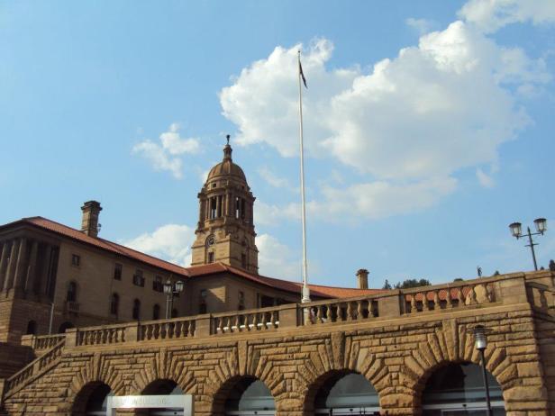 Union Buildings en Pretoria