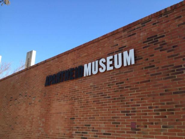 Museo del Apartheid en Johannesburgo, Sudáfrica