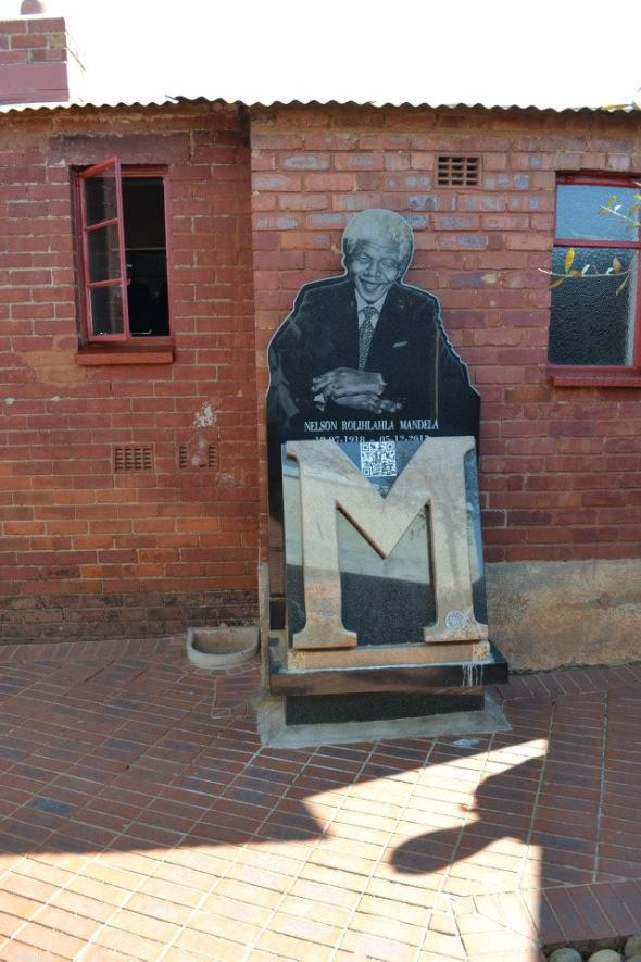 Casa de Mandela en Soweto