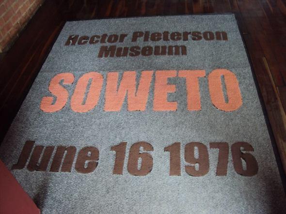 Museo de Héctor Pieterson en Soweto