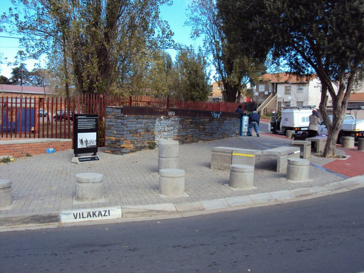 Lugar del asesinato de Héctor Pieterson