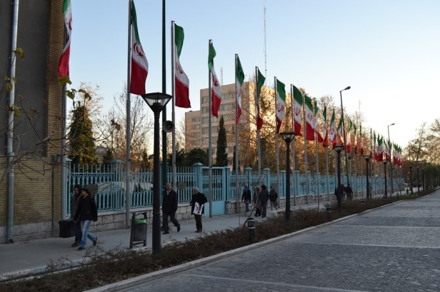 Centro de Teherán