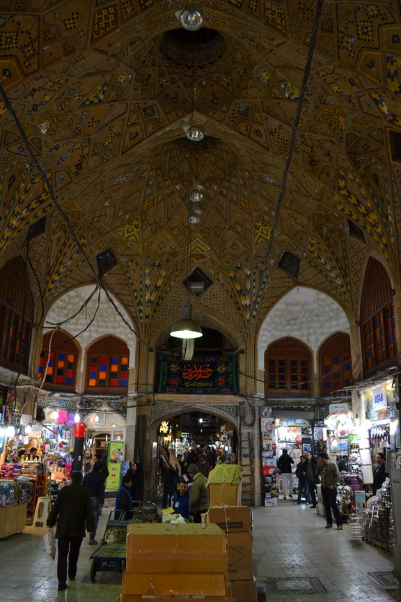 Gran Bazar de Teherán