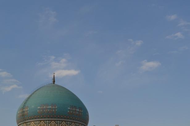 Tumba del Ayatola Khomeini
