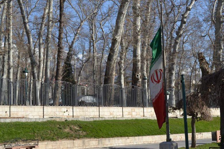 Palacio de Niavarán en Teherán, Irán