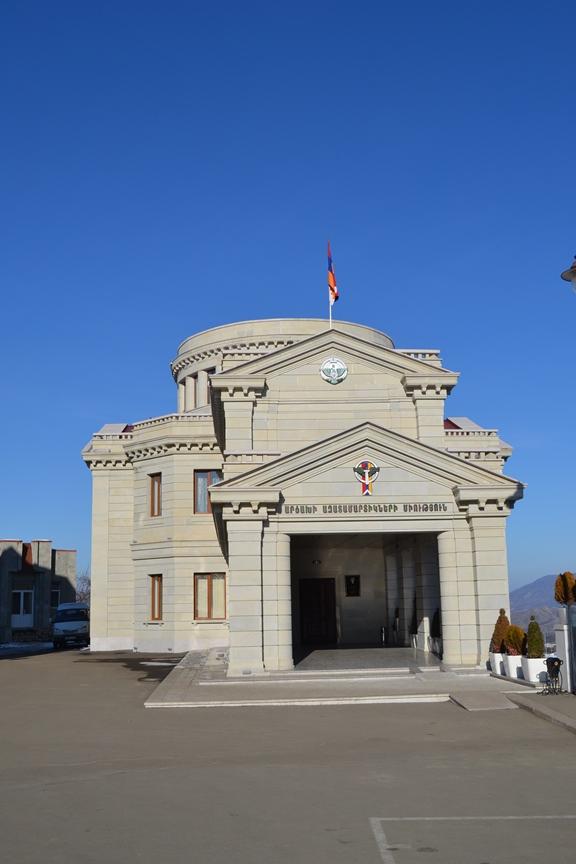 Memorial a los Mártires de la Guerra de Nagorno-Karabakh