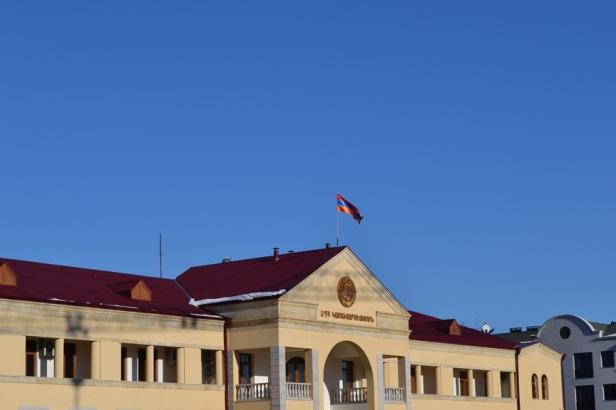 Ministerio en Stepanakert
