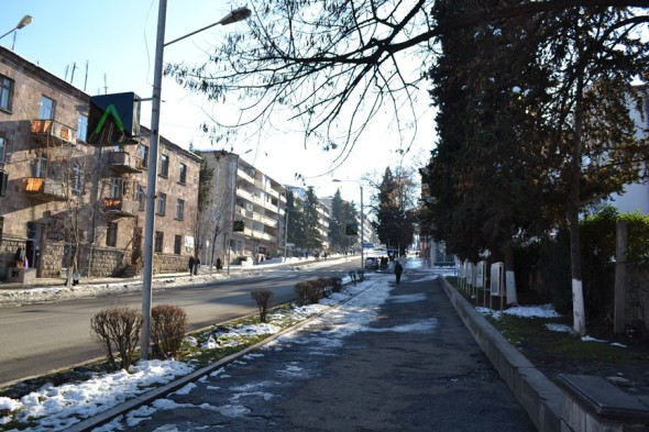 Centro de Stepanakert