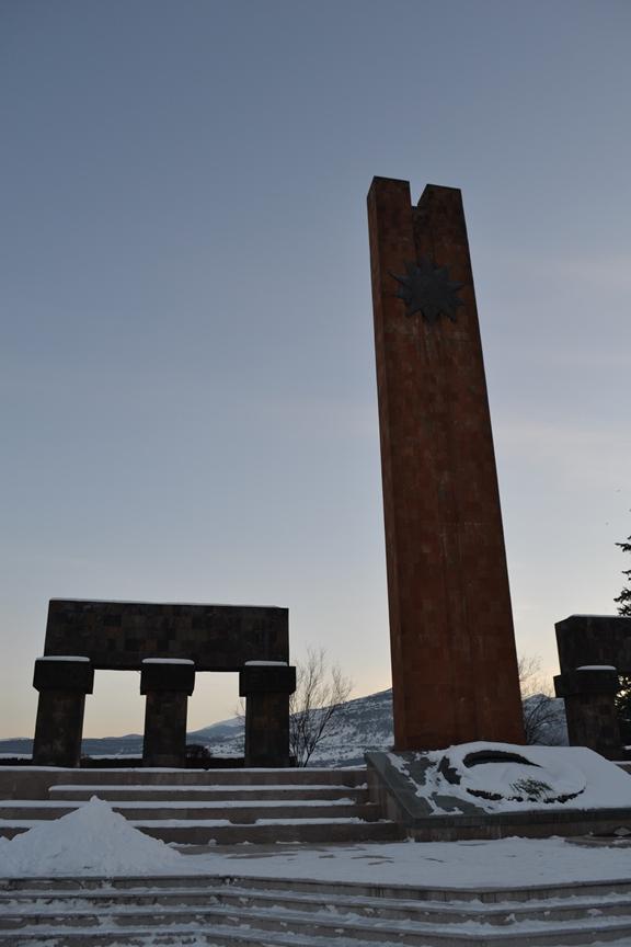 Complejo memorial de Stepanakert