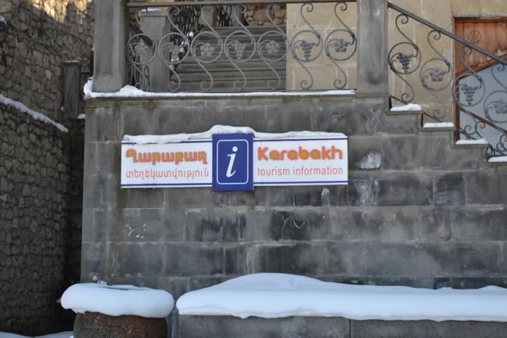Oficina de Turismo de Shushi, Nagorno-Karabakh