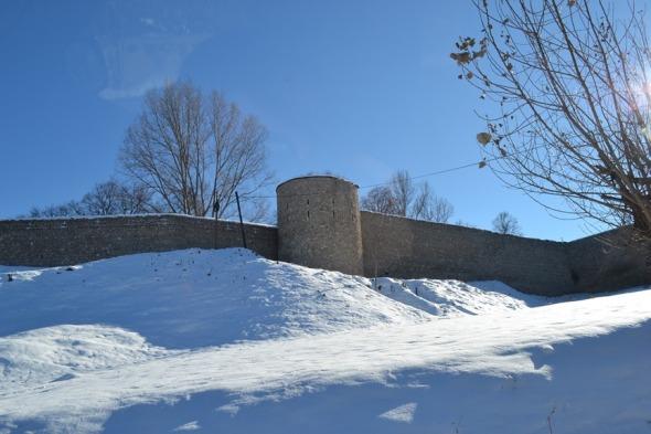 Murallas de Shushi, Nagorno-Karabakh
