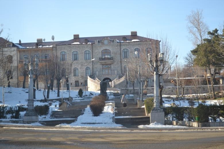 Park Hotel en Stepanakert