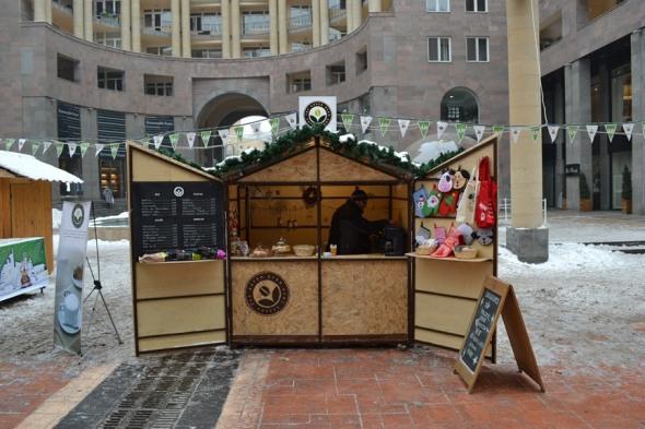 El mejor café de Yereván vendido por un inmigrante sirio
