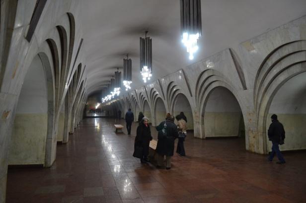 Metro de Yereván, Armenia