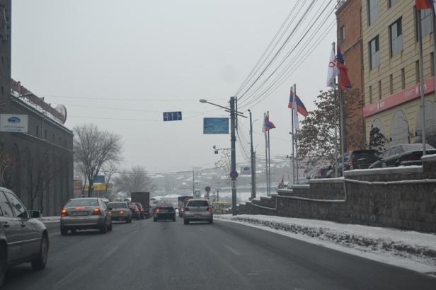 Centro de Yereván